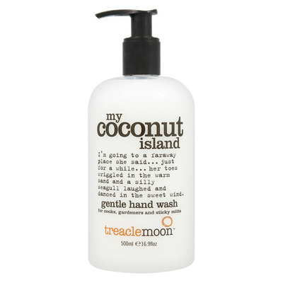 Treaclemoon My coconut island hand wash