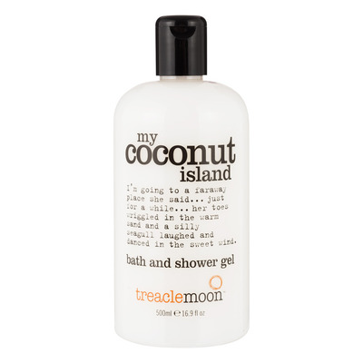 Treaclemoon My coconut island bath and shower gel