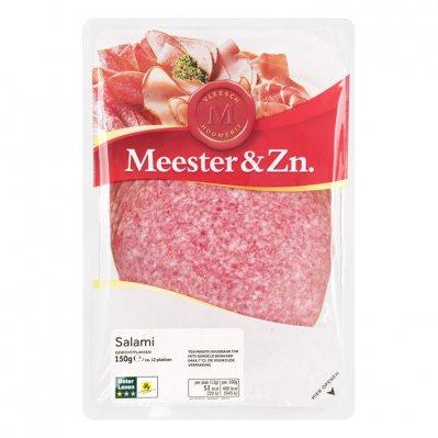 Meester&Zn Gerookte salami