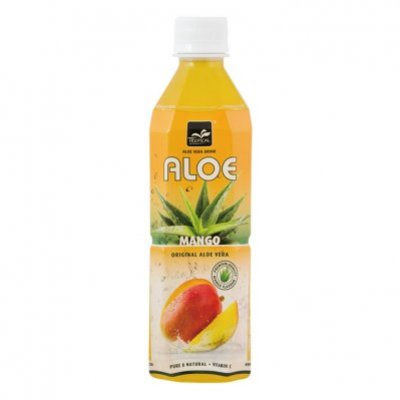 Tropical Aloe vera juice mango