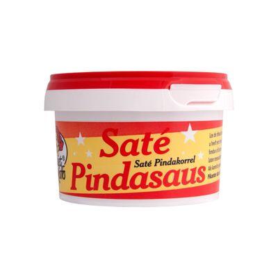 Swiet Moffo Saté Pindasaus