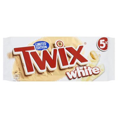 Twix White 5-pack