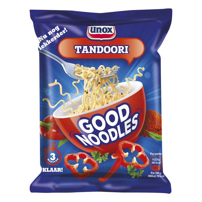 Unox Good noodles tandoori