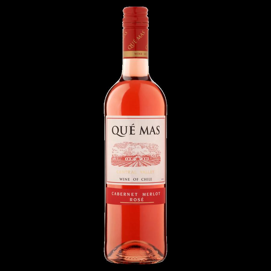 Que Mas Cabernet sauvignon merlot rosé