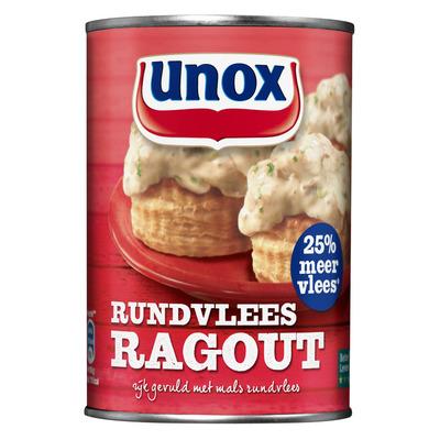 Unox Ragout rundvlees