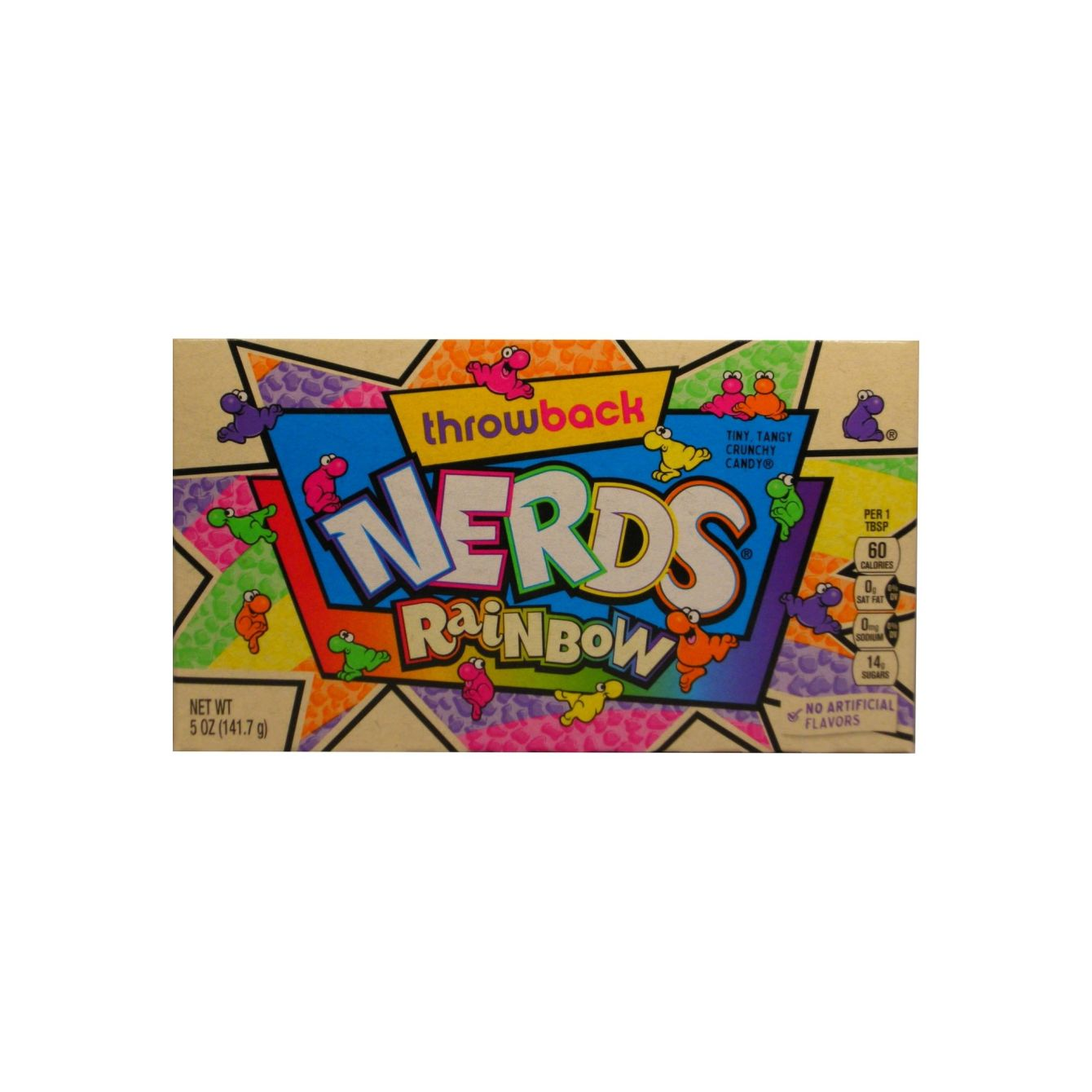 Trowback Wonka Rainbow Nerds