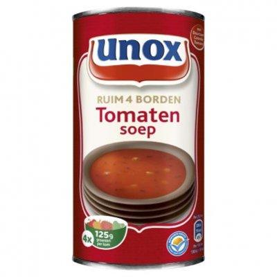Unox Soep in blik tomatensoep