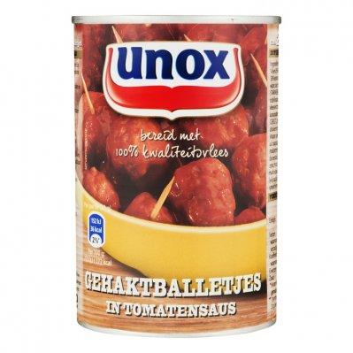 Unox Gehaktballetjes in tomatensaus