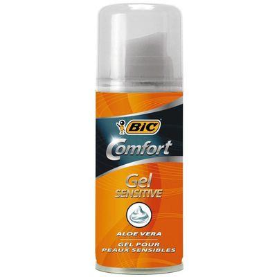 Bic Scheergel Comfort Sensitive 75ml