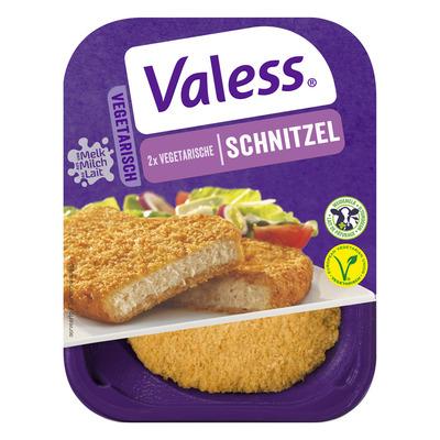 Valess Vegetarische schnitzel