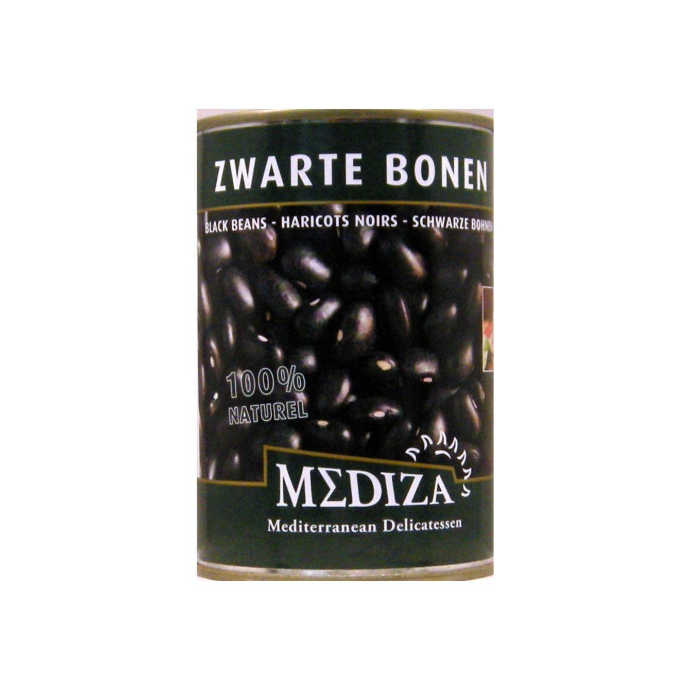 Food Mediza Zwarte Bonen