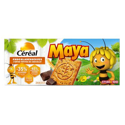 Cereal Maya chocoladekoekjes suikerbewust