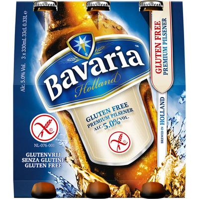 Bavaria Premium glutenvrij pilsener 5.0%