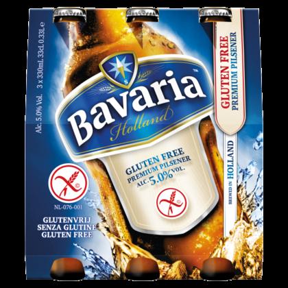 Bavaria 5.0% Glutenvrij Bier