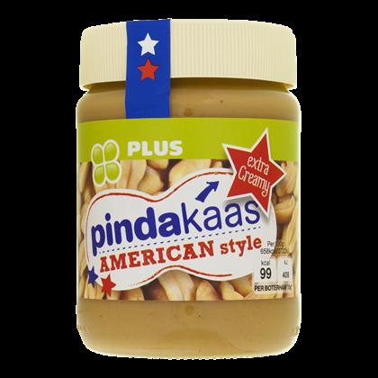 Huismerk Pindakaas American style