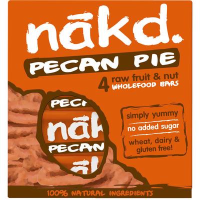 Nakd Pecan pie