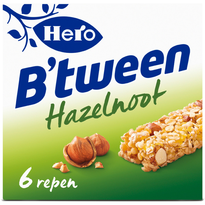 Hero Granenreep hazelnoot