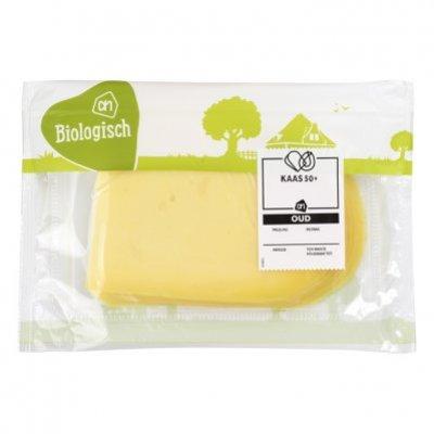 Huismerk Biologisch Oude kaas 50+ plakken