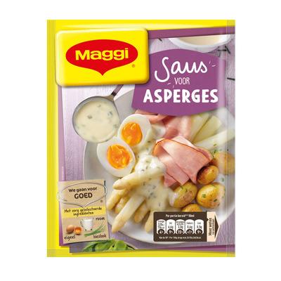 Maggi Saus voor asperges
