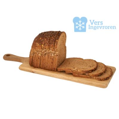 Goudeerlijk Halfje Gesneden Korn Brood (Vers Ingevroren)