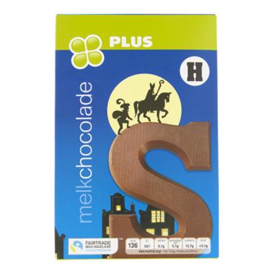 Huismerk Chocoladeletter Melk
