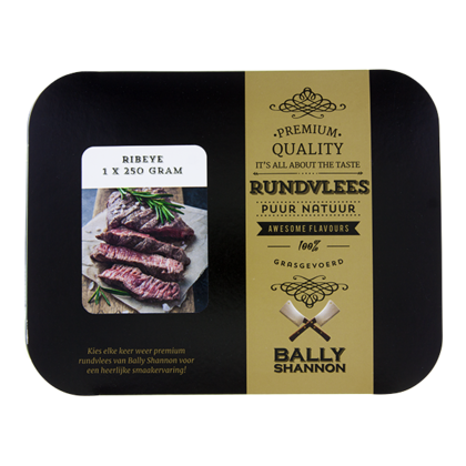 Bally Shannon Rib-Eye