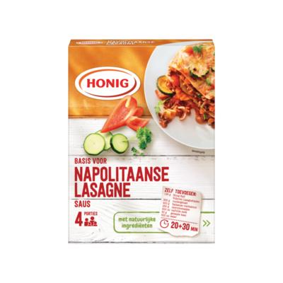Honig Basis voor Napolitaanse Lasagne Saus