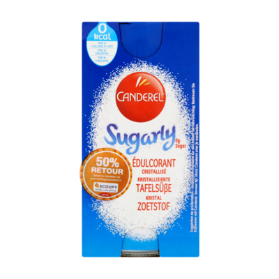 Canderel Sugarly Kristal Zoetstof