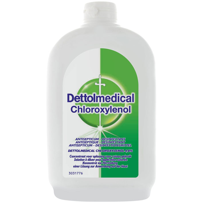 Dettol Antiseptische desinfectie 4,8%