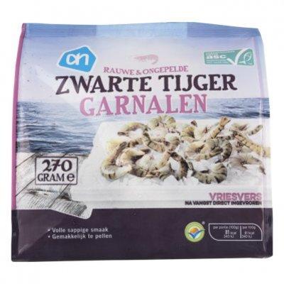 AH Zwarte tijgergarnalen
