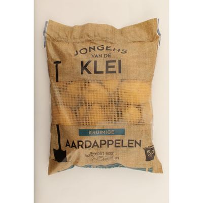 Jongens Van De Klei Kruimige Aardappelen