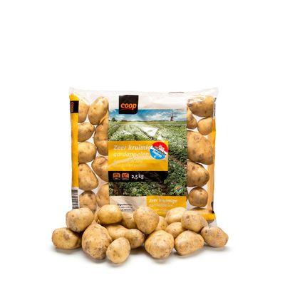 Zeer Kruimige Aardappelen