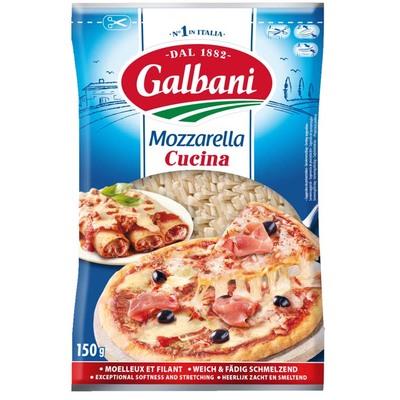 Galbani Cucina geraspte mozzarella