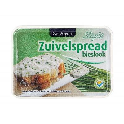 Bon Appetit Zuivelspread bieslook light
