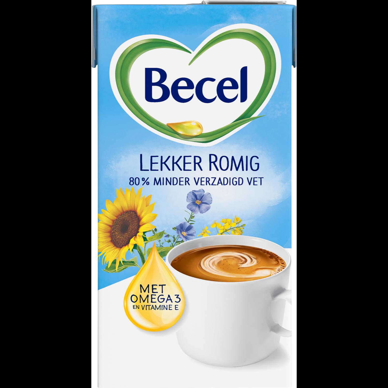 Becel Koffiemelk omega