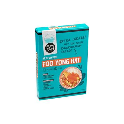 Sum & Sam Mix Voor Foo Yong Hai