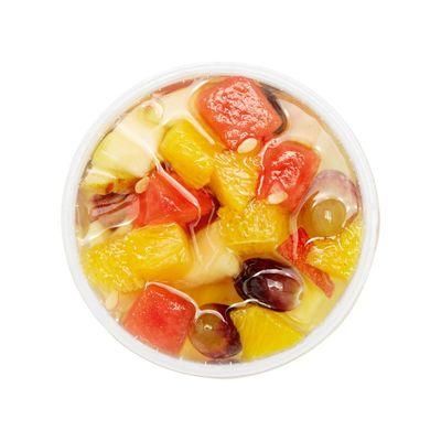 Fruitsalade Op Lichte Siroop