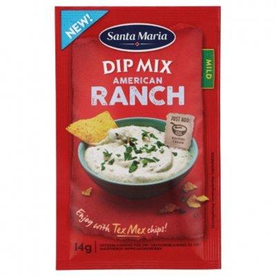 Santa Maria Dip mix American ranch
