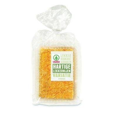 Huismerk Ambachtelijke crackers kaas
