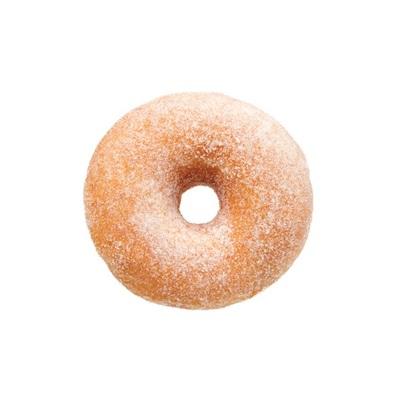 Gesuikerde donut