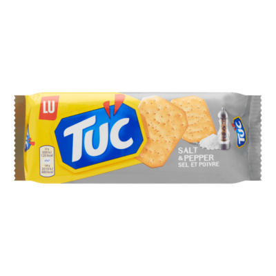 Tuc Salt en Pepper