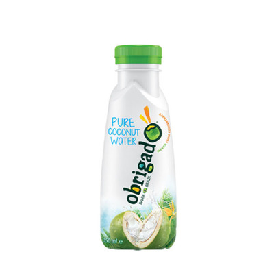 Obrigado Coconut water pure