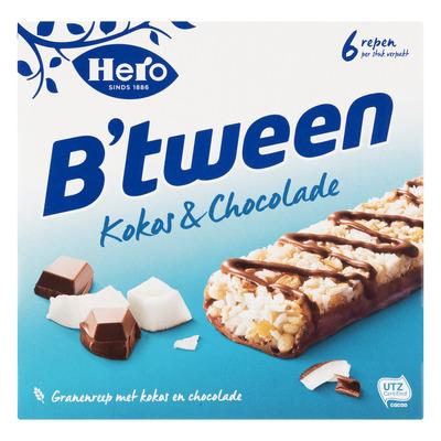 Hero Granenreep kokos & chocolade