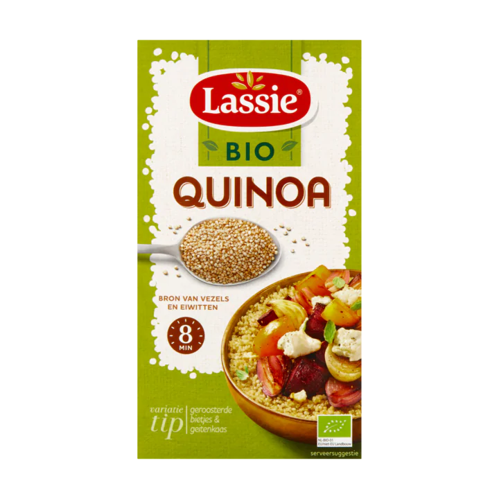 Lassie Bio Quinoa