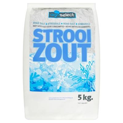 Agriselect Strooizout 5 kg