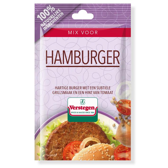 Verstegen Kruidenmix voor hamburger