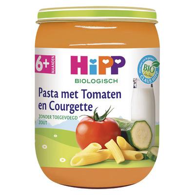 Hipp Pasta en tomaat biologisch 6 maanden