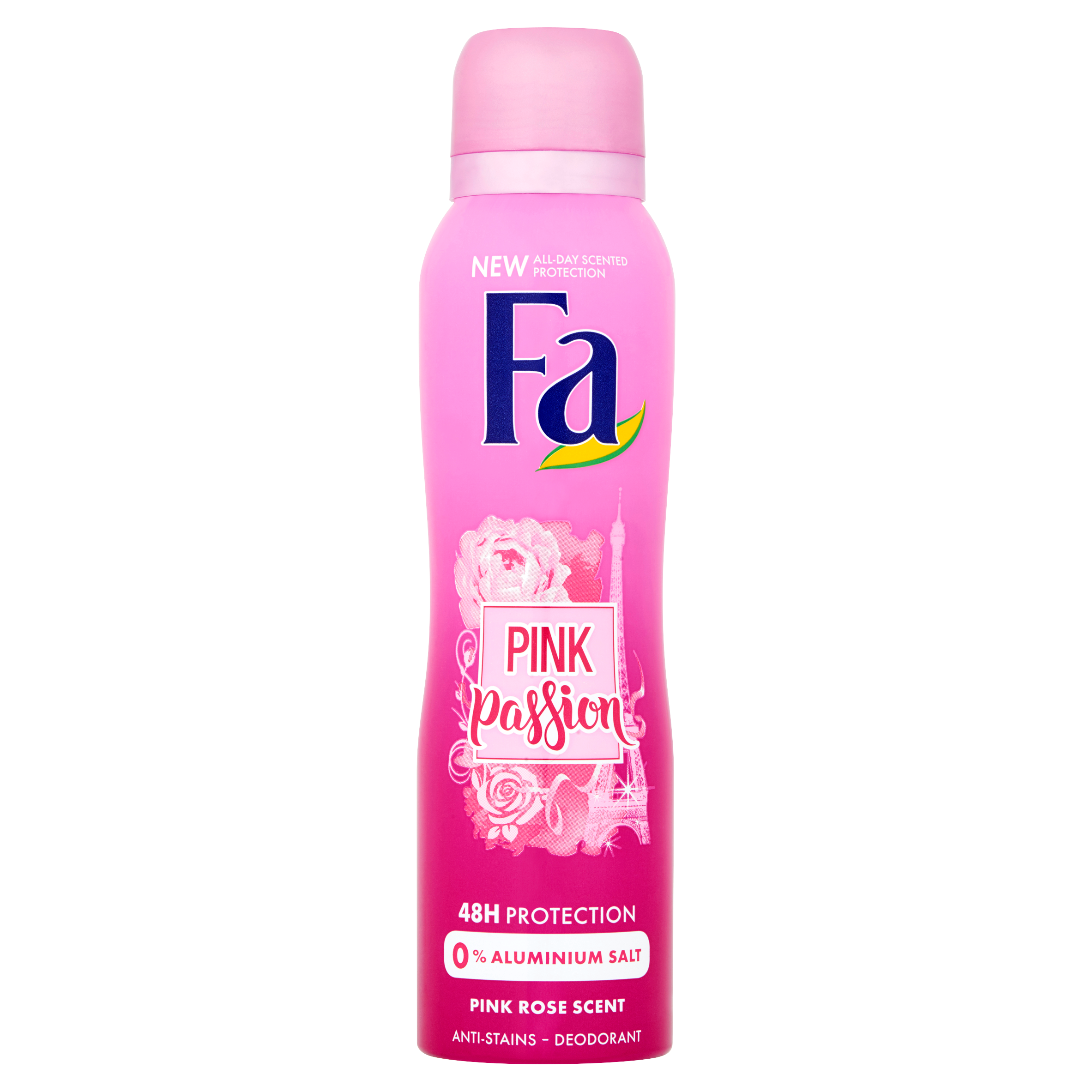Fa Pink Passion 48u Deodorant Spray 150 ml