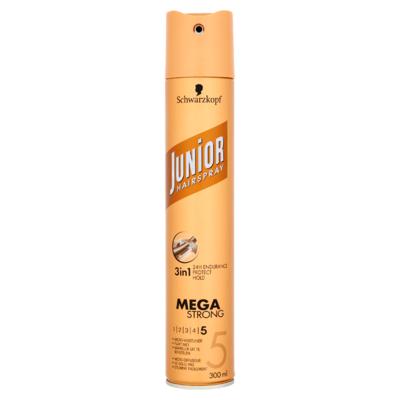 Schwarzkopf Junior Hairspray Mega Strong 300 ml