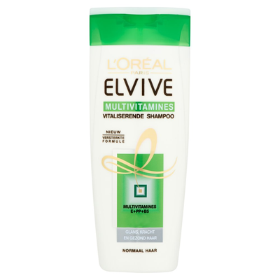 Elvive Multivitamines Vitaliserende Shampoo 250 ml